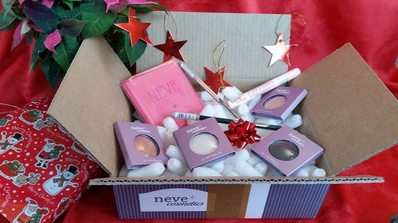 Mineral Make-up Box GRANDE Neve Cosmetics
